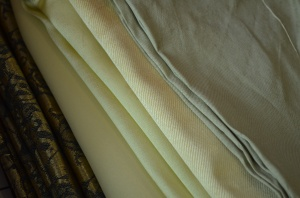 Fabric Inventory - ivory