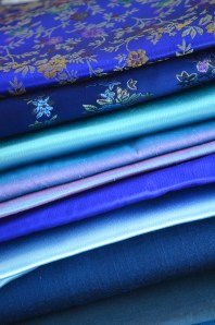 Fabric Inventory - blue