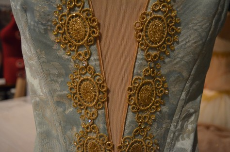 venise lace decoration