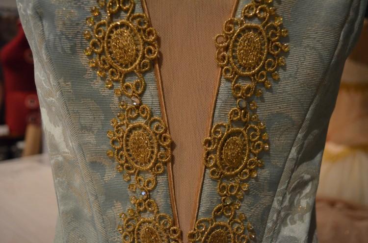 venise lace decoration
