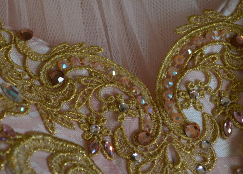bodice decoration