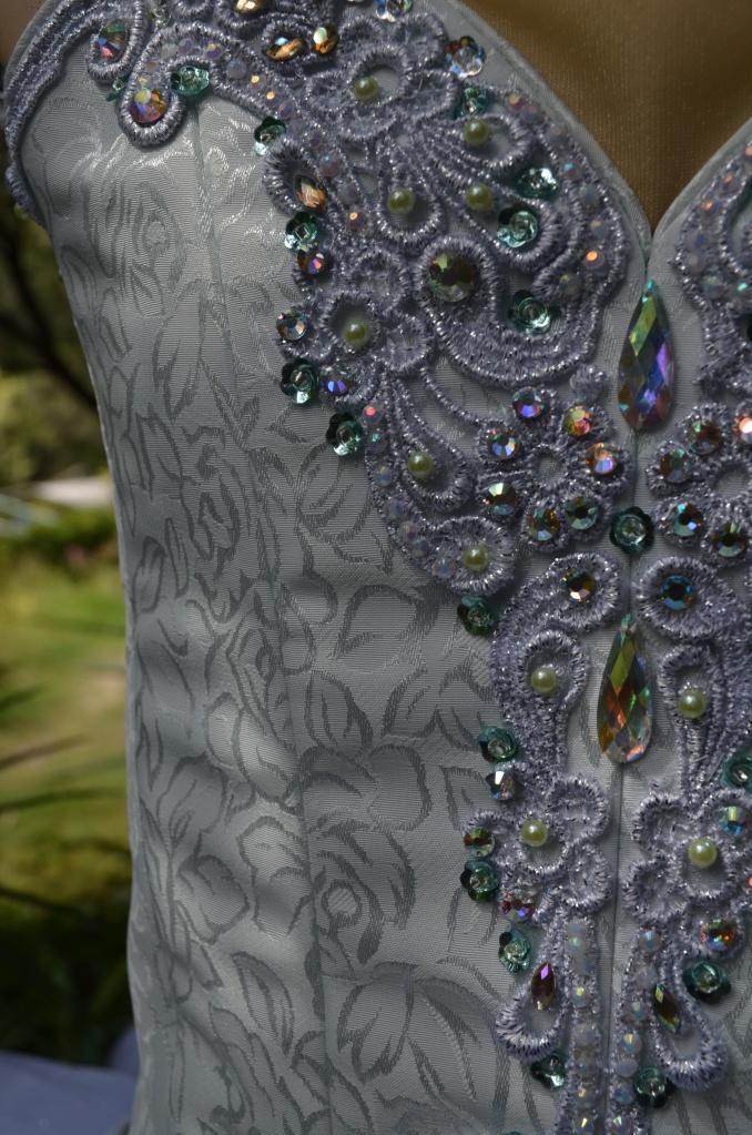 bodice detail