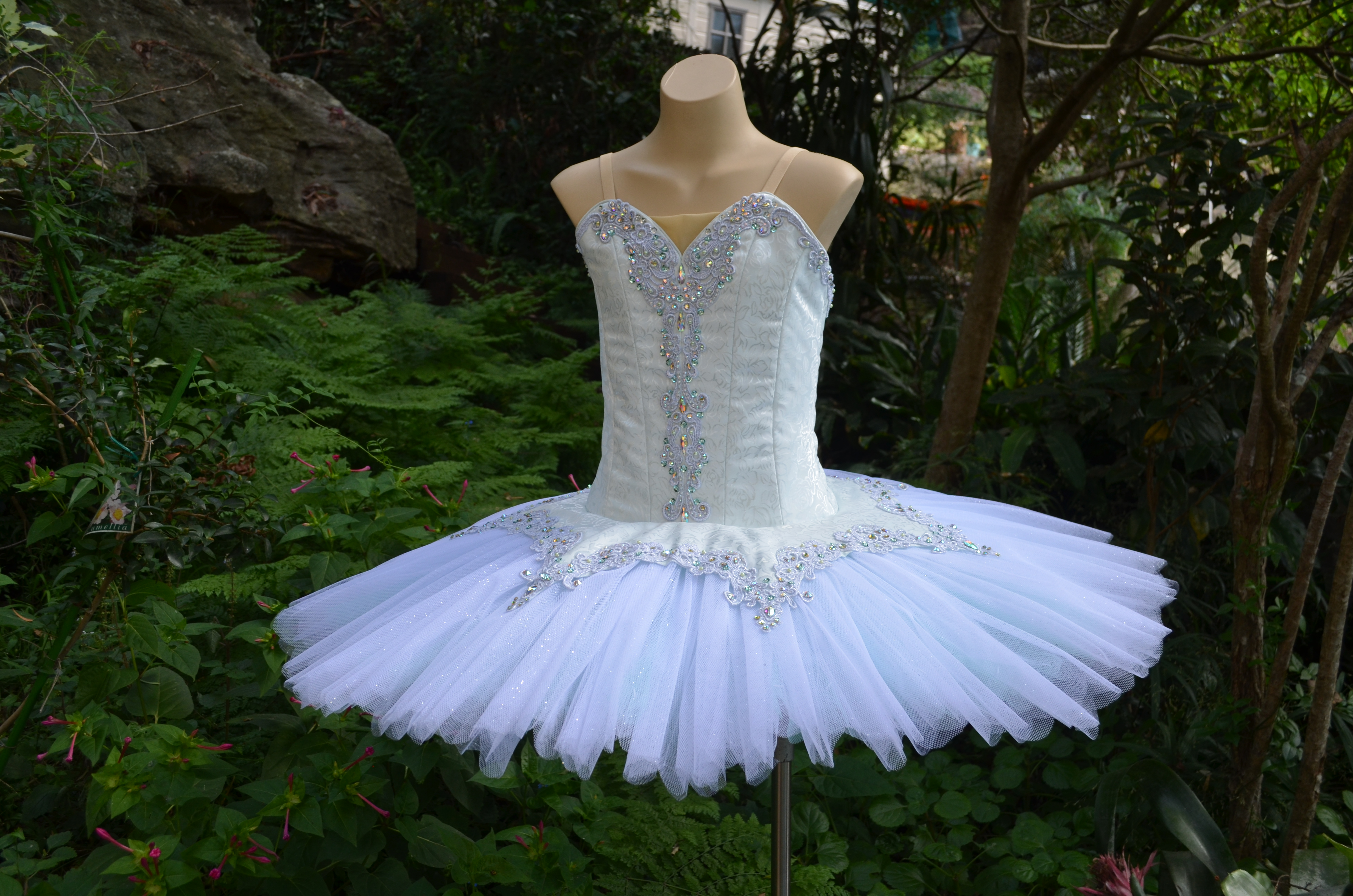 how to make a classical ballet tutu