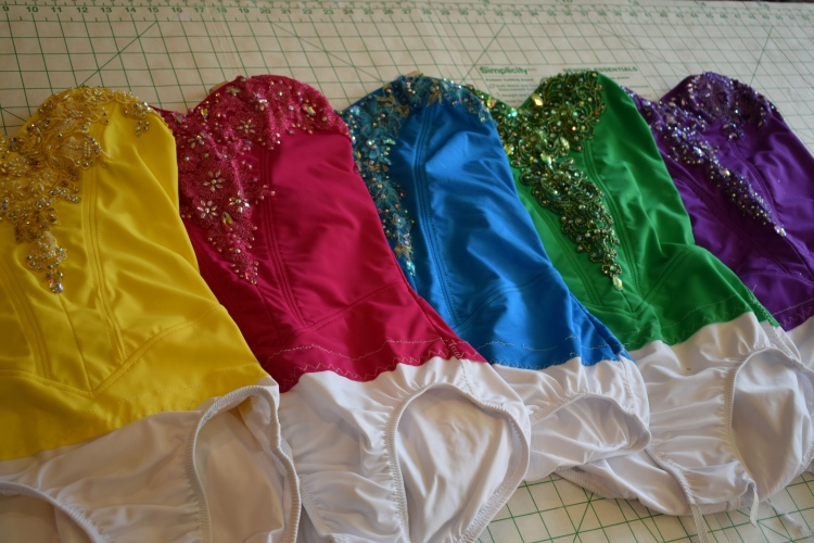 all bodices